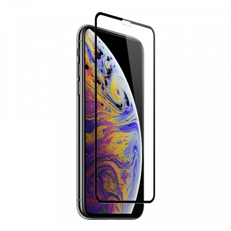 Miếng dán cường lực iPhone 11 Pro Mocoll 3D Curve Tempered Glass