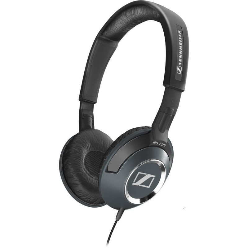 Tai nghe on-ear Sennheiser HD218i cho iOS