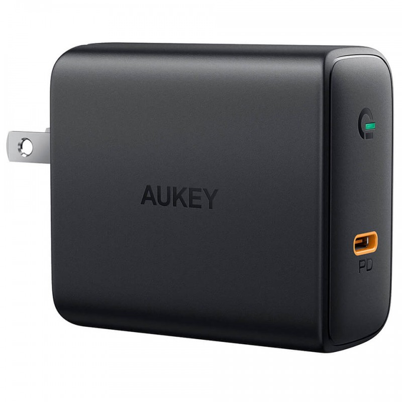 Adapter sạc USB-C Power Delivery 60W Aukey PA-D4 1