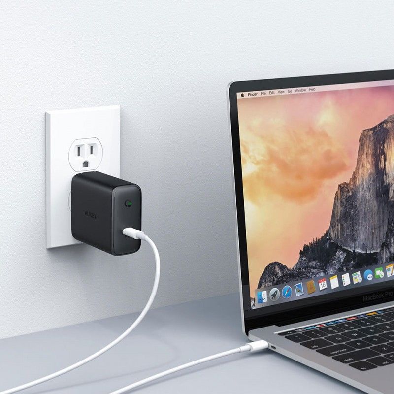 Adapter sạc USB-C Power Delivery 60W Aukey PA-D4 4