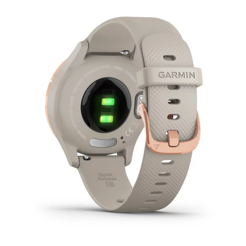 Hydrid Smartwatch Garmin Vivomove 3S 010-02238 21