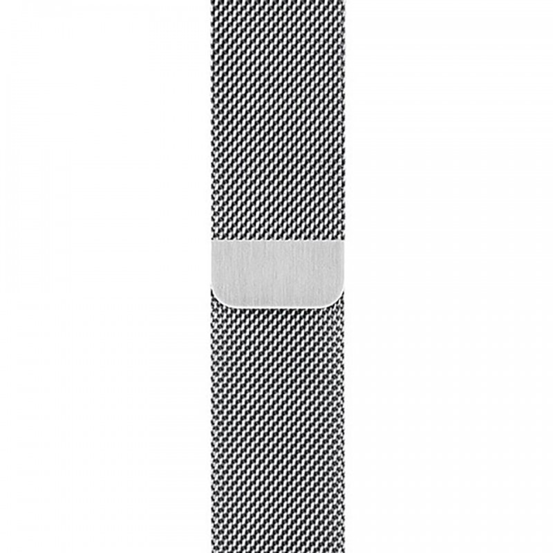 Apple Watch Series 5 GPS + Cellular 40mm Stainless Steel Case with Stainless Steel Milanese Loop MWX52VN/A 3