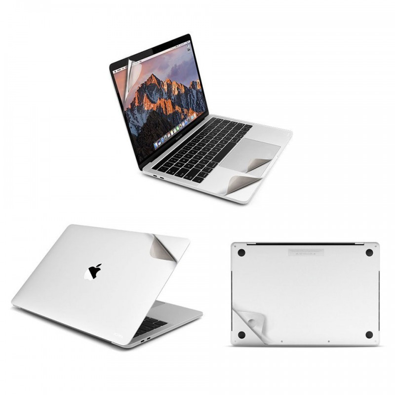 Bộ Full Mocoll 5-in-1 cho MacBook Pro 13 inches Retina 2015