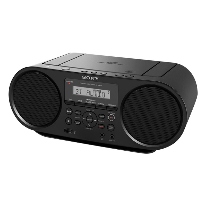 Máy CD Sony Boombox ZS-RS60BT 1