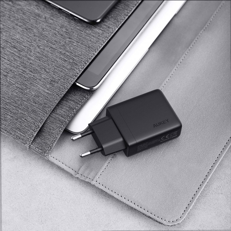 Adapter sạc 3A PD Aukey PA-Y21 3
