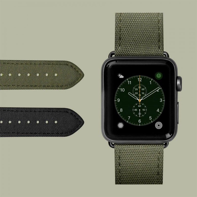 Dây đeo Laut Technical Apple Watch 42mm/44mm LAUT-AWL-TE 4