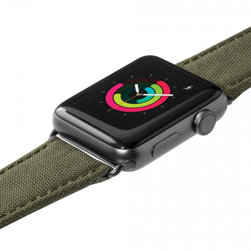 Dây đeo Laut Technical Apple Watch 42mm/44mm LAUT-AWL-TE 2