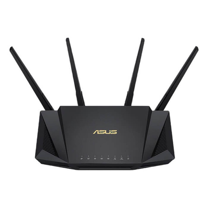 Gaming Router ASUS RT-AX58U WIFI 6 AX3000 Dual-Band Mesh WiFi System