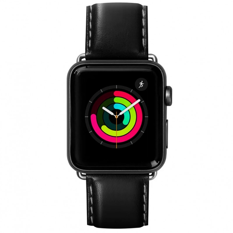 Dây đeo Apple Watch 42mm/44mm Laut Oxford LAUT-AWL-OX
