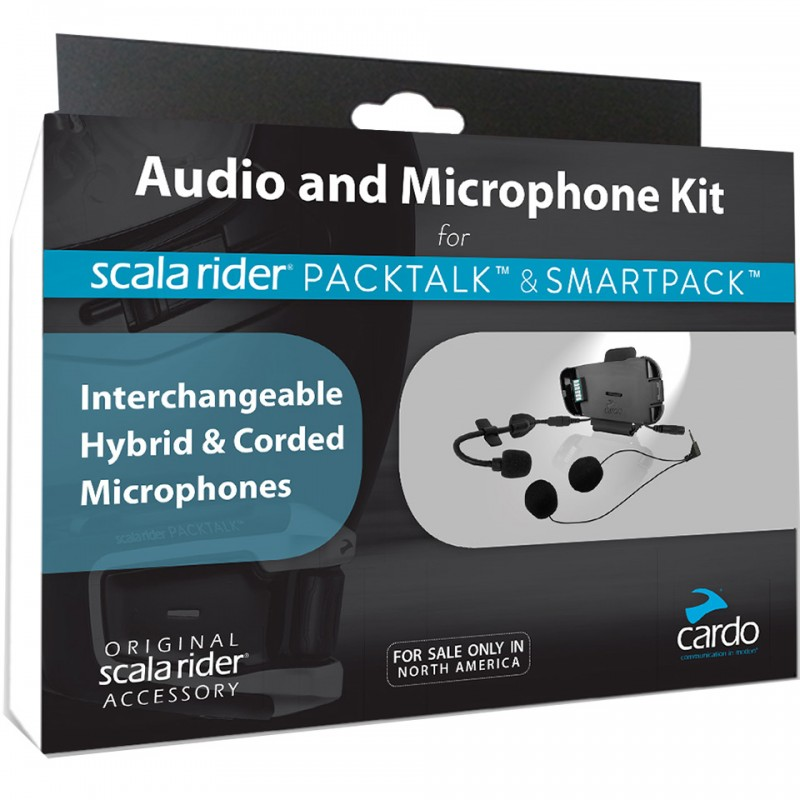 Cardo Audio Kit - Packtalk 1