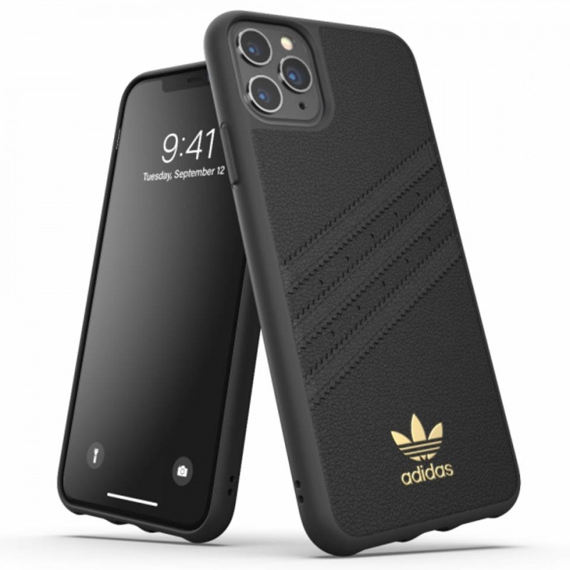 Ốp lưng cho iPhone 11 Pro Adidas 3-Stripes Leather Snap 36378