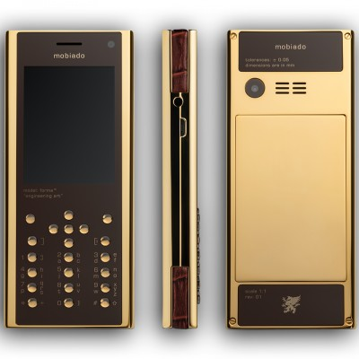 Mobiado Forma Gold - Brown