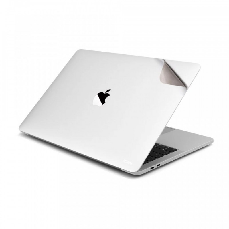 Bộ dán 5 in 1 cho Macbook Pro 13 inches 2020 Full Body Mocoll MOC9322/ 9339