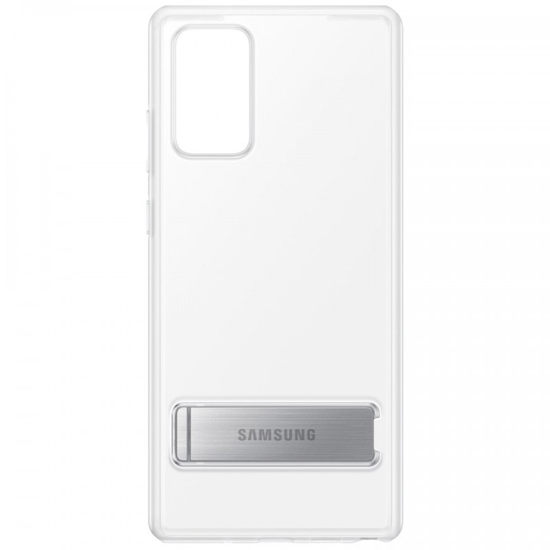 Ốp lưng Clear Standing Galaxy Note20 EF-JN980 6
