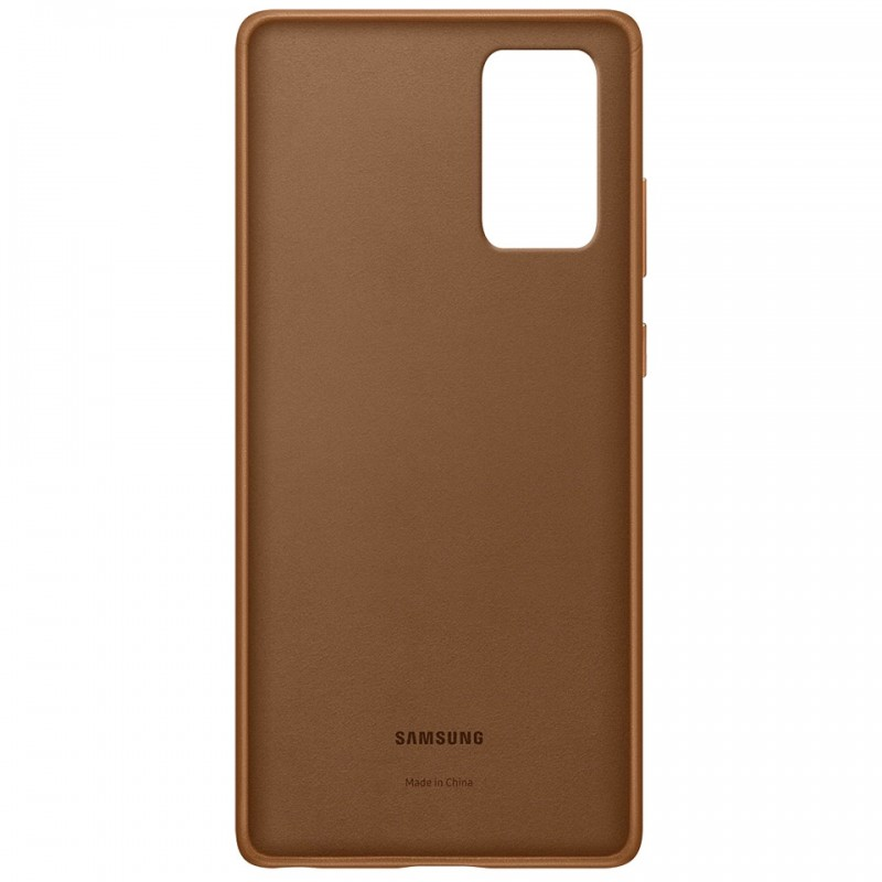 Ốp lưng Leather Cover Galaxy Note20 EF-VN980 9