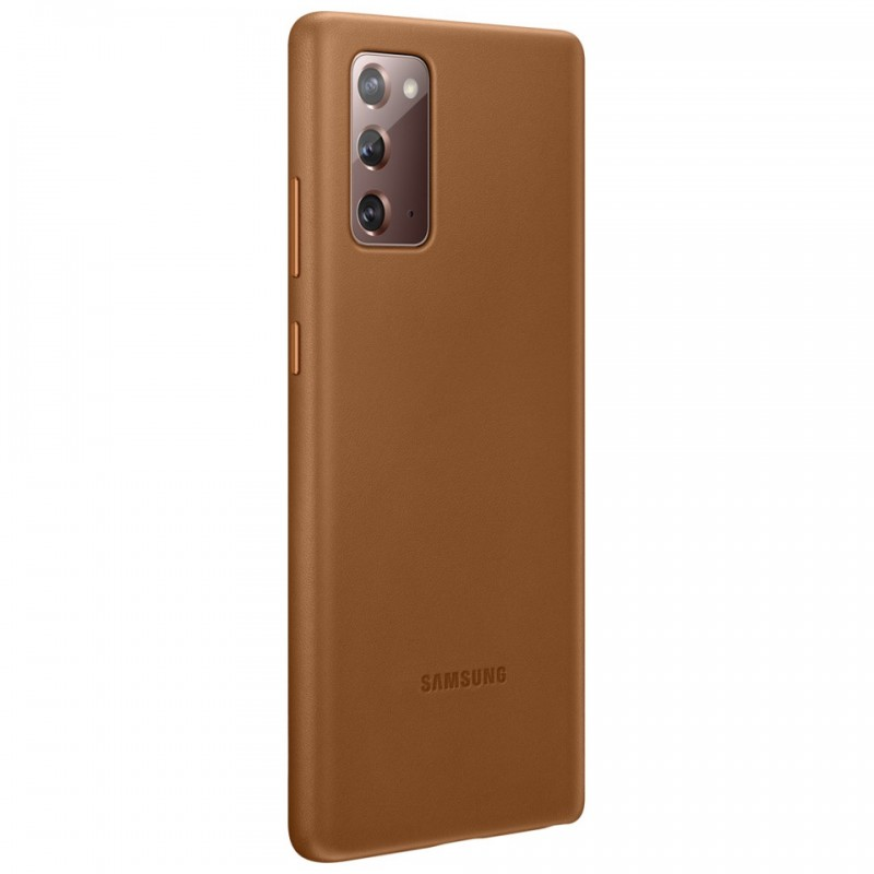 Ốp lưng Leather Cover Galaxy Note20 EF-VN980 11