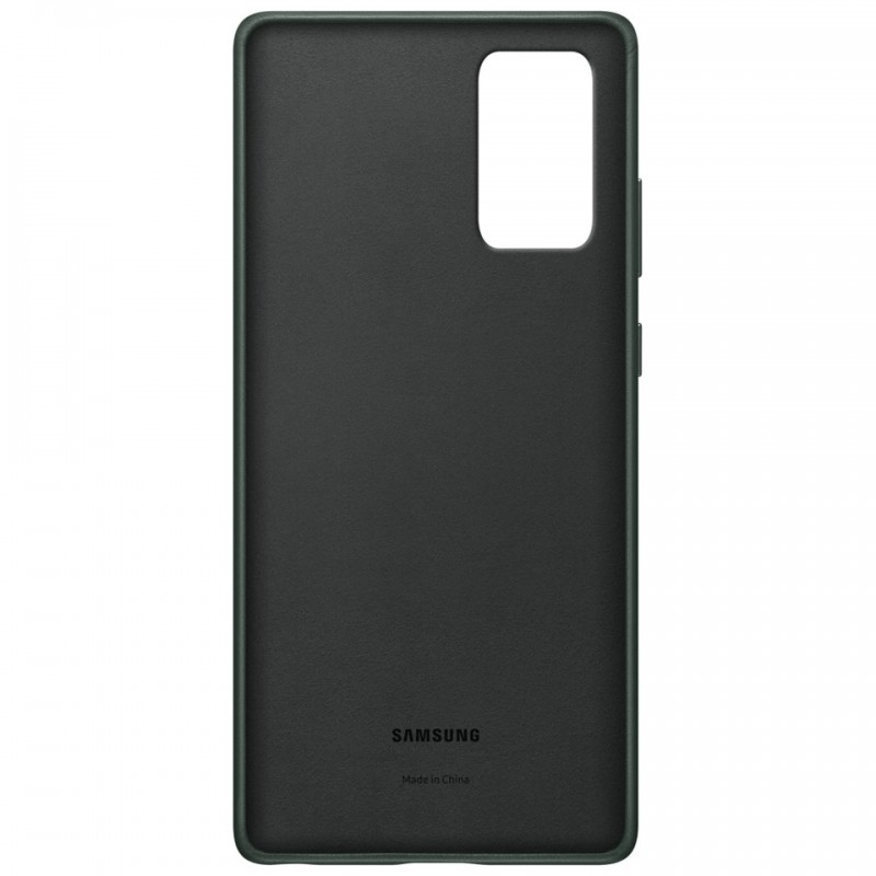 Ốp lưng Leather Cover Galaxy Note20 EF-VN980 4