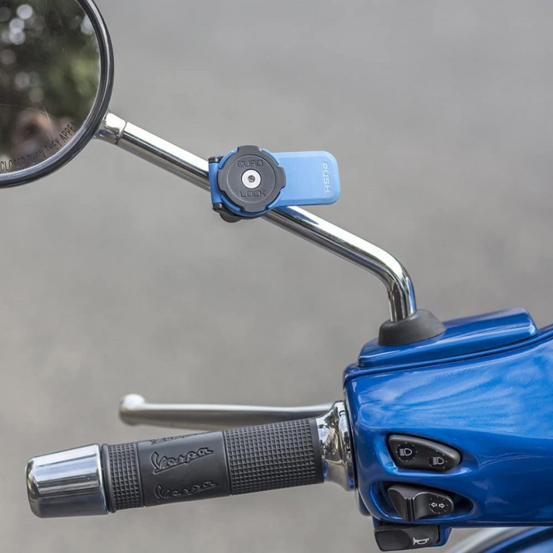Quad Lock Motorcycle/Scooter Mirror Mount 4