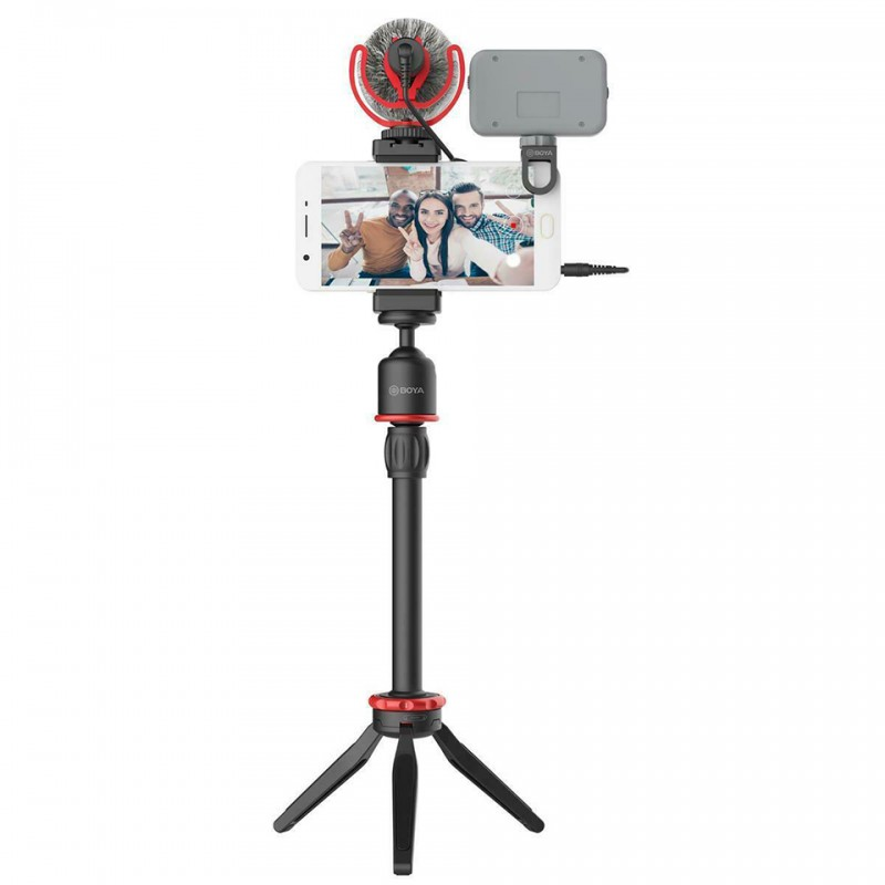 Combo BOYA BY-VG330 for Smartphone Video Kit (FBVG1) 2