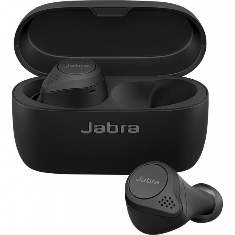 Tai nghe True Wireless Jabra Elite 75t with Wireless Charging 1