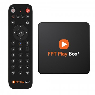 FPT Play Box+ 4K (2020)