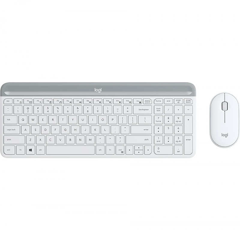 Logitech MK470 Slim Wireless Keyboard and Mouse Combo 1