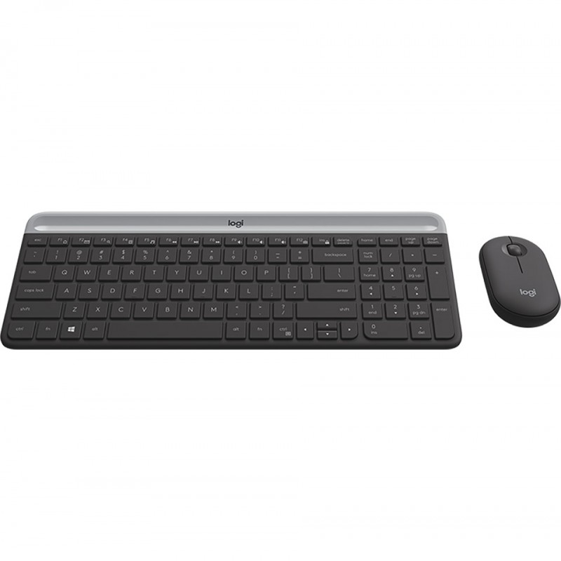 Logitech MK470 Slim Wireless Keyboard and Mouse Combo 10