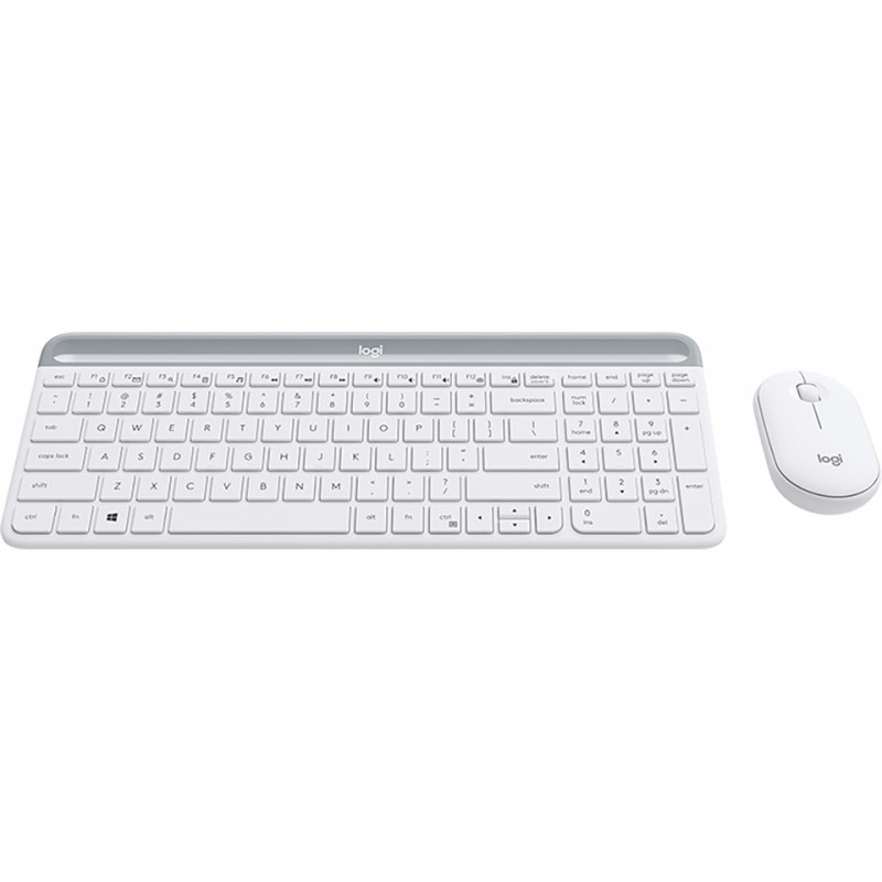 Logitech MK470 Slim Wireless Keyboard and Mouse Combo 5