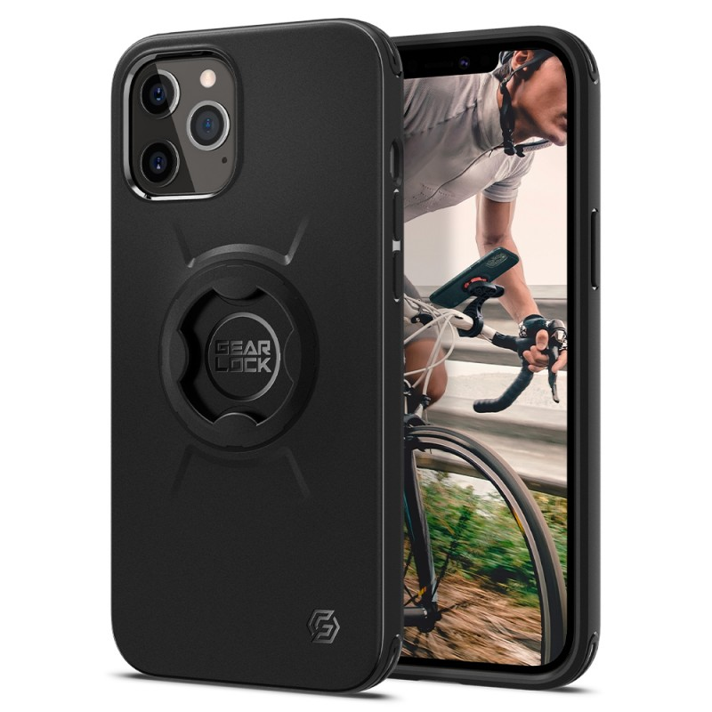 Ốp lưng Gearlock iPhone 12/iPhone 12 Pro Spigen Bike Mount ACS01588