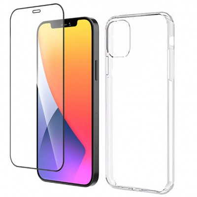 Jinya Space Protecting Set cho iPhone 12/iPhone 12 Pro JA6184
