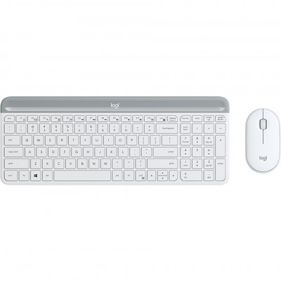 Logitech MK470 Slim Wireless Keyboard and Mouse Combo