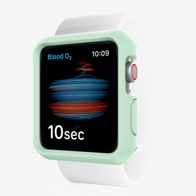 Case Apple Watch 4/5/6/SE 44mm Itskins Spectrum Solid Drop Safe 2m