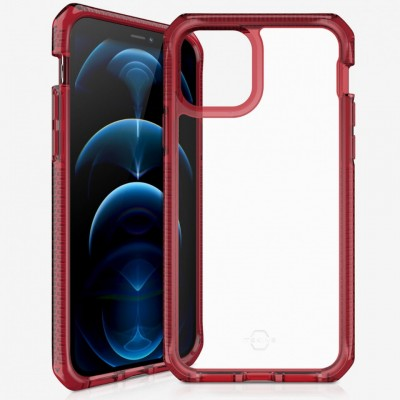 Ốp lưng iPhone 12 Pro Max Itskins Supreme Clear Drop Safe 4.5m