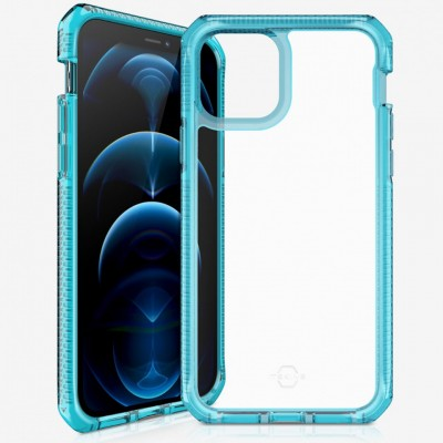 Ốp lưng iPhone 12/iPhone 12 Pro Itskins Supreme Clear Drop Safe 4.5m