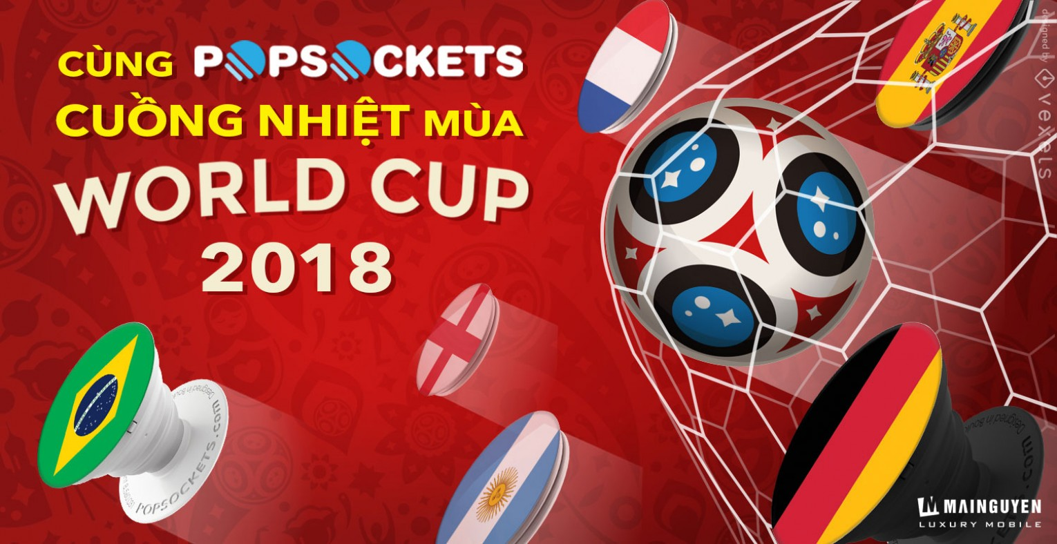 PopSocket World Cup